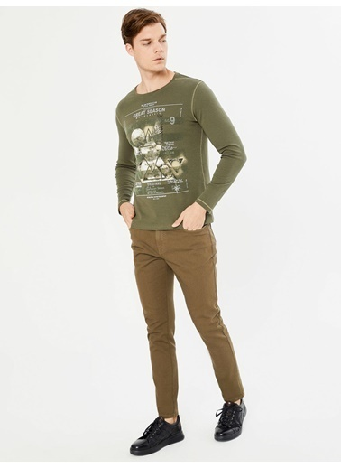 MCL Sweatshirt Haki